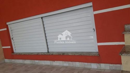 Imagem 1 de 30 de Sobrado Em Cond. Fechado 3 Dorms Sendo 1 Suíte No Bairro Baeta Neves-sbc- Sp - Sob358