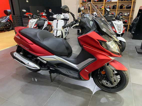 Nuevo Scooter Kymco Downtown 350i Abs 0 Km Lidermoto