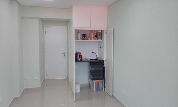 Sala Em Fundação, São Caetano Do Sul/sp De 34m² À Venda Por R$ 158.000,00 - Sa600087
