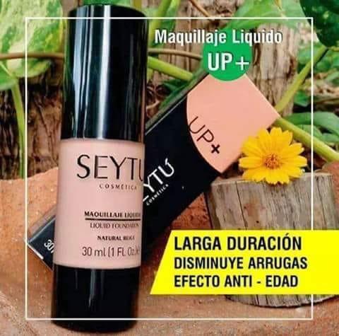 Base Liquida Up+ A Prueba De Agua Seytu