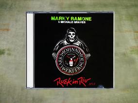Marky Ramone & Michaele Graves - Rock In Rio 2013