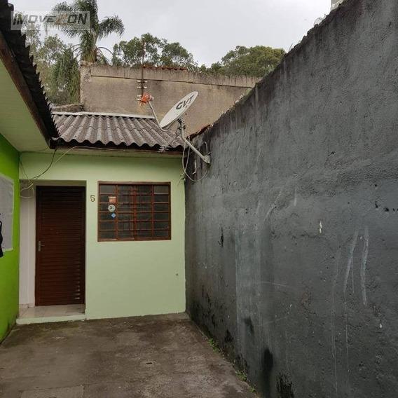 Casa 20min À Pé Até Estação Tatuapé - Ca0329