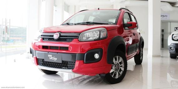 Fiat Uno Way 2019 - Retiralo Con $147.000 O Tu Usado!