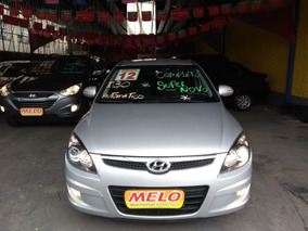 Hyundai I30 2.0 Gls Automatico Ano 2012 Prata Completo Lindo