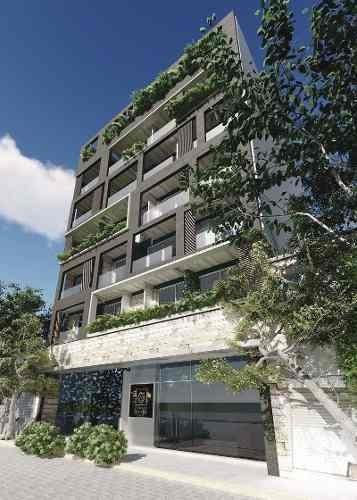 Venta De Estudios Y Penthouse Amueblados Con Operación Hotelera En Playa Del Carmen