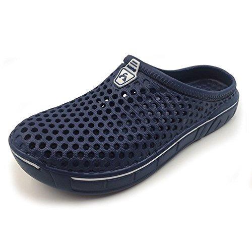 Amoji Unisex Zapatos De Zuecos Para El Jardin Sandalias Zapa