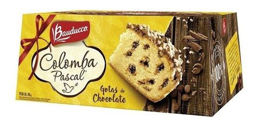 Colomba Pascal Bauducco Gotas De Chocolate 700g