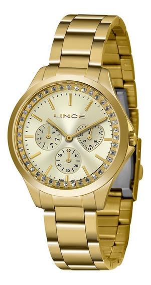 Relógio Lince Feminino Lmgh117l C1kx