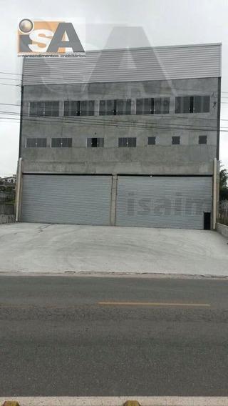 Galpão Em Vila Lavínia - Mogi Das Cruzes, Sp - 3334