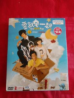 To Get Her Dvd Box Dorama Taiwanes Jiro Wang Rainie Yang