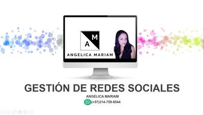 Gestión De Redes Sociales / Community Manager