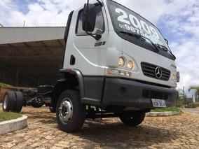 Mercedes-benz Accelo 915 C Caminhão Carroceria Bau Brasil Mg
