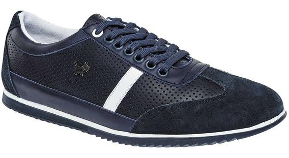 Zapato Casual Caballero Ferrioni H6101mb Marino 25-28 S5