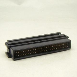 Conector Scsi 3 Macho 68 V Para Flat Cable Pack 100 Pçs