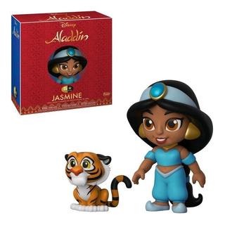 Funko 5 Stars Jasmine Aladdin Muñeco Original Coleccionable