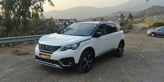 Diesel, Peugeot 5008 Allure 2.0 Hdi, Año 2018