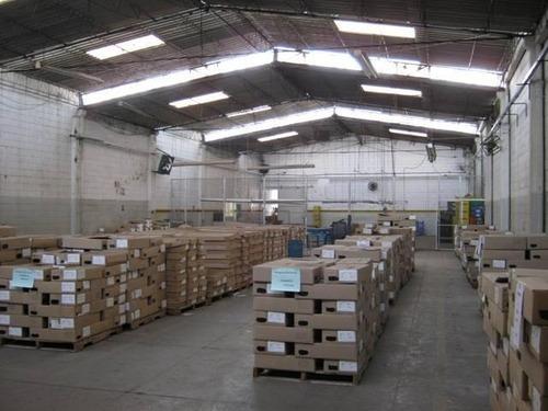 Bodega Industrial - Industrial Alce Blanco