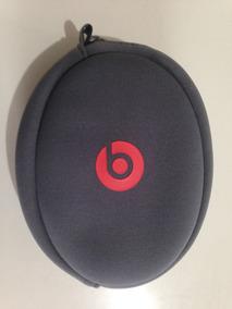 2 Case Estojo Fone Ouvido P/ Solo Beats By Dr Dre Original