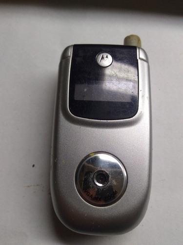 Celular Motorola V 220  Placa Não Liga Os 8740
