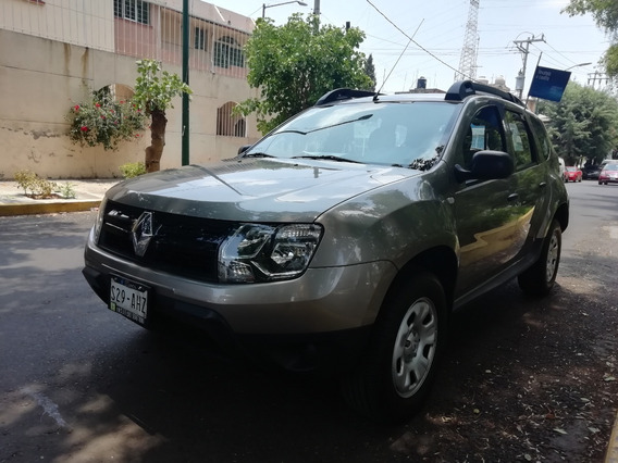 Renault Duster 2017 Expression Automatica Unica Dueña