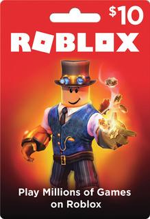 Tarjeta Roblox Card Robux U$s 10 Dolares Codigo Digital