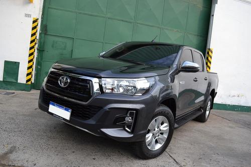 Toyota Hilux Sr 2020 / Nueva  Unico Dueño / 6.000km / Nueva