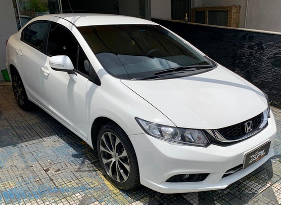 Honda Civic Lxr 2016