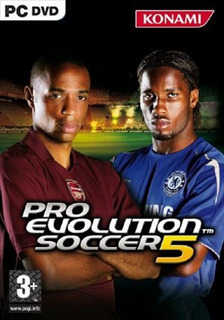 Pro Evolution Soccer 2005 no Mercado Livre Brasil