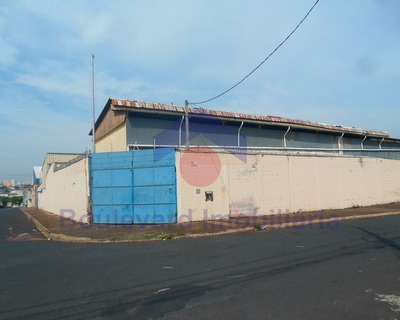 Aluga-se Galpão No Vila Mariana Em Ribeirão Preto - 41007327 - 33440860