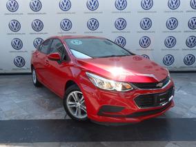 Cruze Chevrolet 1.4 L Turbo Ls At Color Rojo Inv. 353