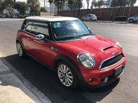 Mini Cooper S Hot Chili Automatico