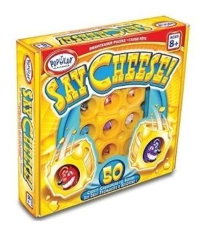 Say Cheeset Popular Playthings 8+ Juego De Lógica Bilingüe