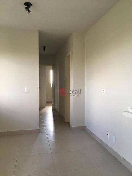 Apartamento Com 3 Dormitórios À Venda, 75 M² Por R$ 350.000,00 - Jardim Tarraf Ii - São José Do Rio Preto/sp - Ap2187