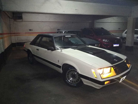 Ford Mustang 1981 - 6 Cil Caja Aut