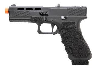 Pistola De Airsoft Gbb E Co2 Glock Secutor Gladius 17