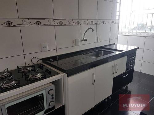 Imagem 1 de 17 de Apartamento Com 2 Dormitórios À Venda, 46 M² Por R$ 240.000,00 - Vila Nova Cachoeirinha - São Paulo/sp - Ap0013