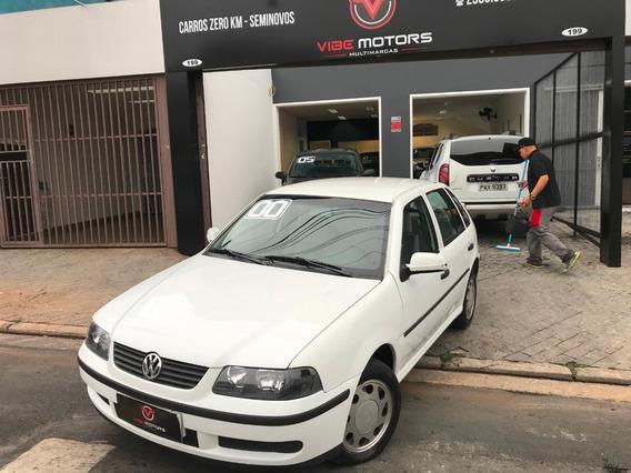 Volkswagen Gol 1.6 Mi Giii 4 Portas 2000 Completo!!!!