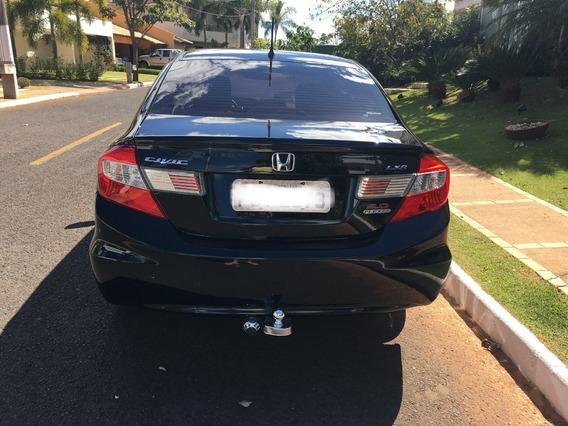 Honda Civic Seda Lxr 2.0 Flexone 16v Aut. 4p