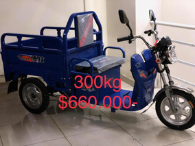Triciclos Electricos Marca Boji 300-500kg