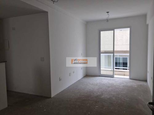 Apartamento Com 3 Dormitórios (1 Suíte), Sala 2 Ambs E 1 Vaga À Venda, 75 M² - Centro - São Bernardo Do Campo/sp - Ap7128