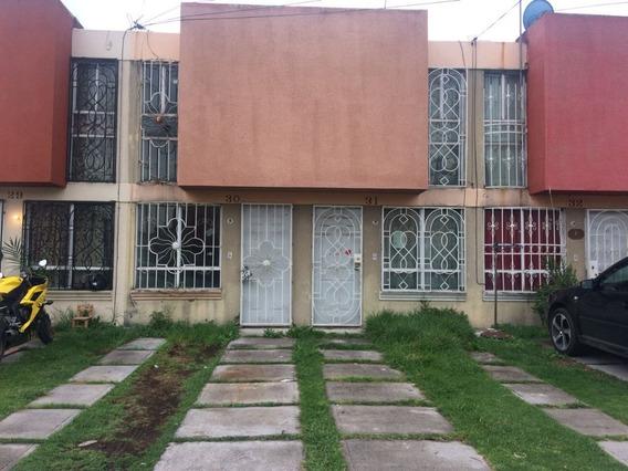 Oportunidad En Héroes Tecamac. Estado De México.