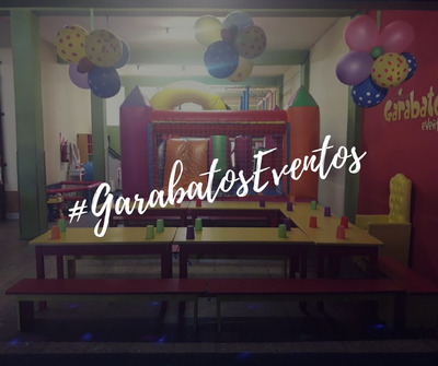 Salon De Fiestas Infantiles - Pelotero - Fondo De Comercio