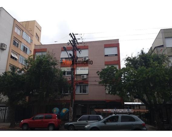 Apartamento A Venda No Bairro Menino Deus Em Porto Alegre - - 15720md-1