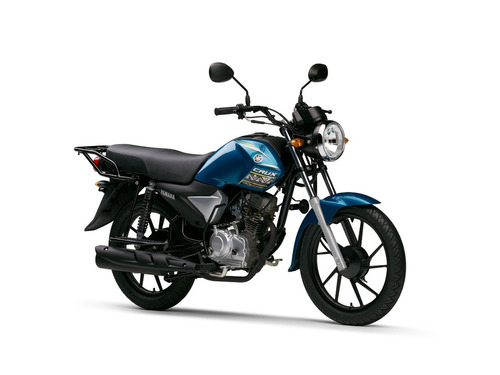 Yamaha Crux 110 2021 Financiación En 36 Cuotas Delcar Motos®