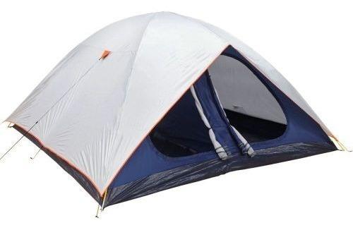 Imagem 1 de 3 de Barraca Camping Nautika Dome 8 Pessoas 180 X 350 X 350 Cm