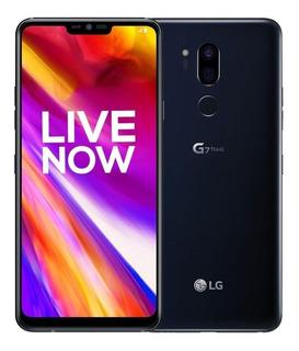 LG G7 Thinq Tela 6.1 Dual Chip 64gb 16mp Preto Novo
