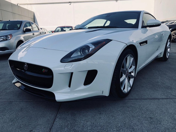 Jaguar F-type V6 S Coupe 2016
