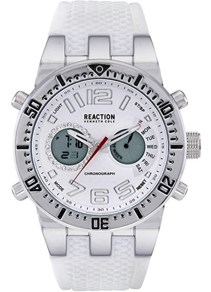 Reloj Kenneth Cole Reaction Para Hombre | Rk50902001 | 44 Mm