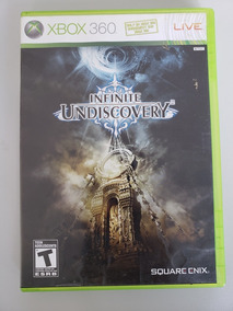 Infinite Undiscovery Original Xbox 360 Xbox One