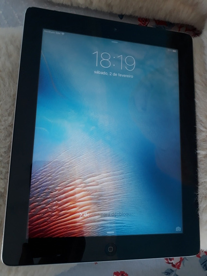 iPad 16gb - 4g - Wifi - Black